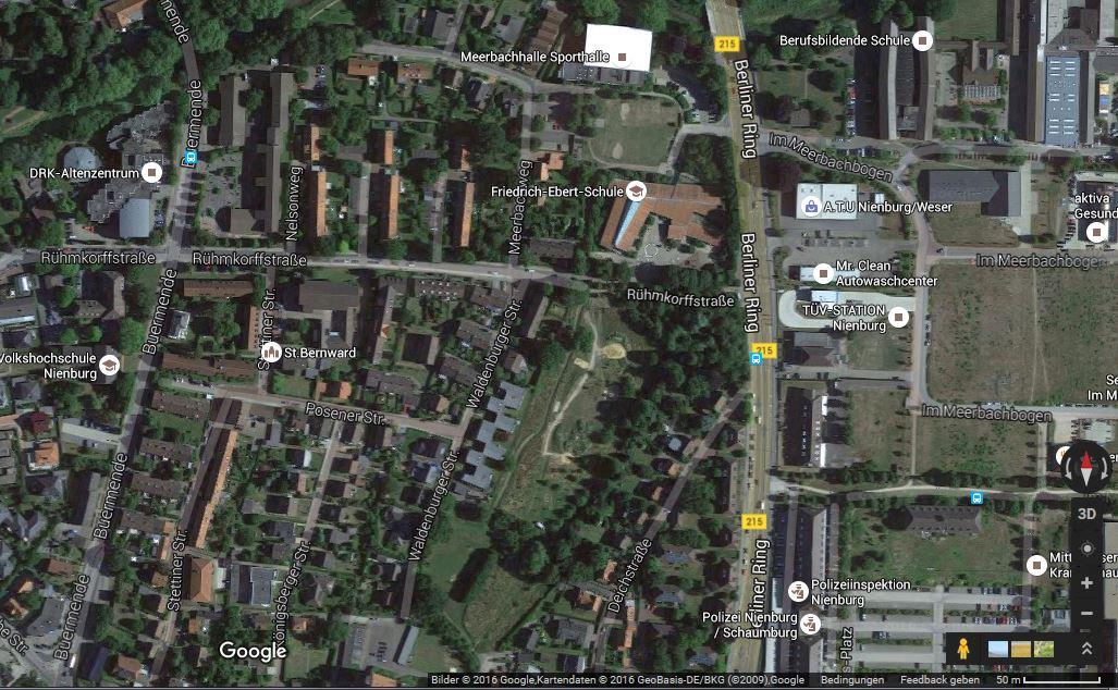 Karte-Google